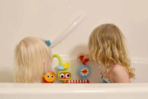 Baby Bath Time Favorites