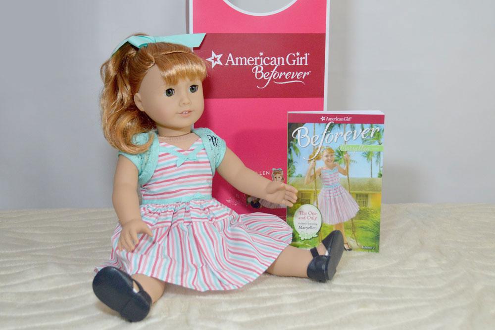 Meet American Girl Maryellen Larkin