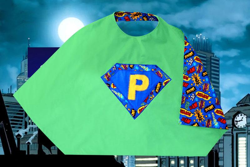 Easy DIY Superhero Capes for Kids