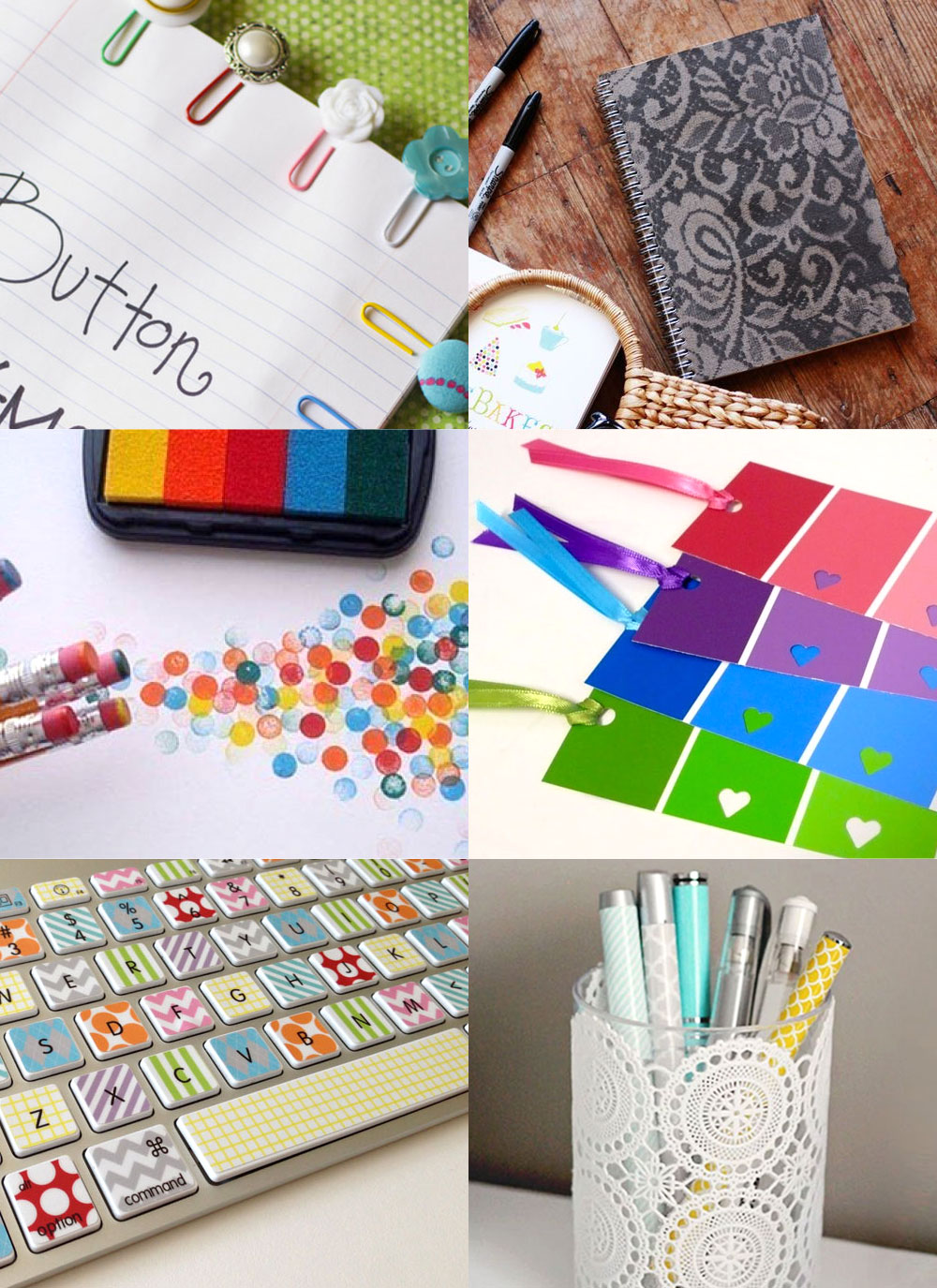 DIY Back To School Ideas for Moms