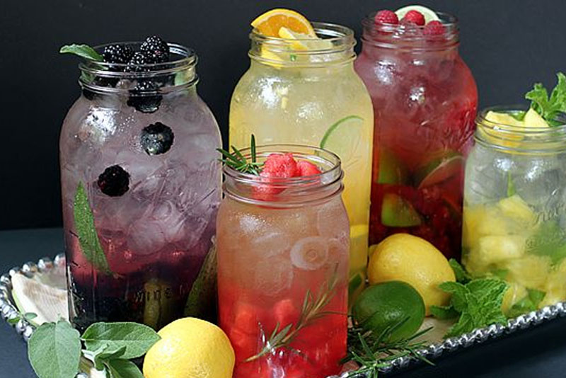 Refreshing Summer Beverages