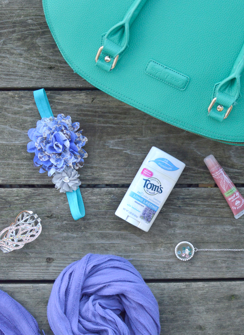 Tom's of Maine long lasting deodorant - Busy Mommy Purse Essentials