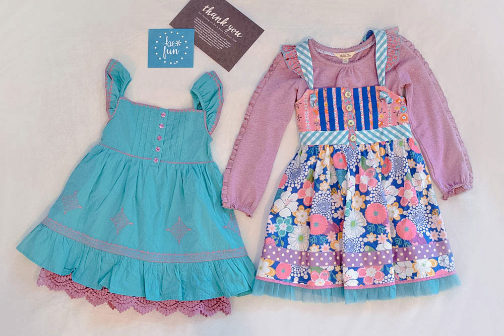 Sweet & Whimsical Little Girl Fashion