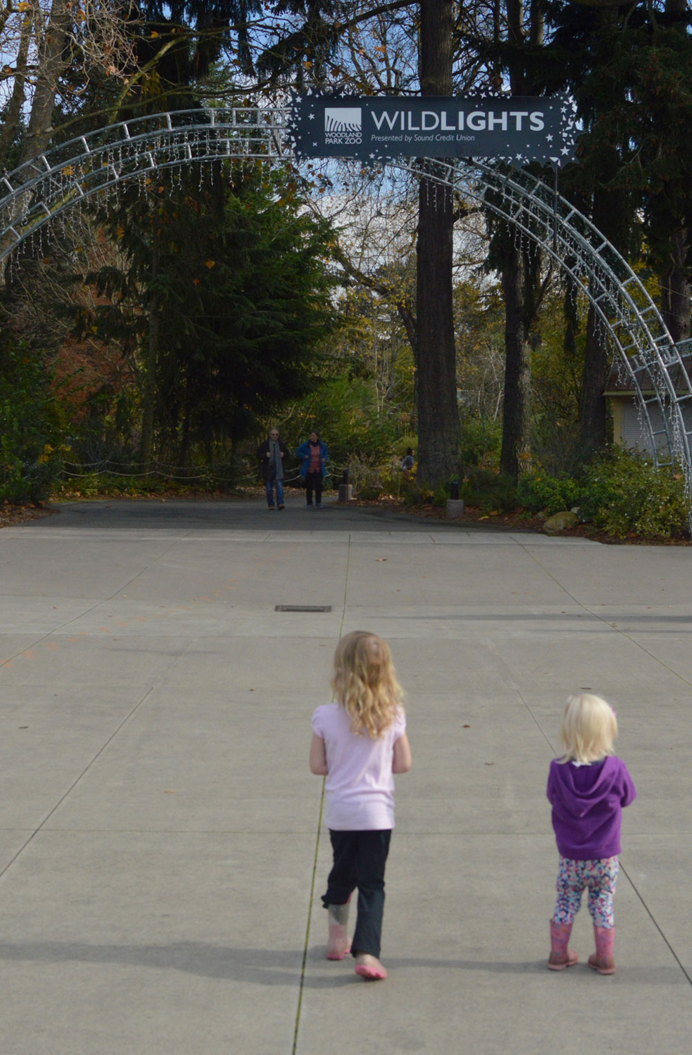 Family Day At The Seattle Woodland Park Zoo Create Play