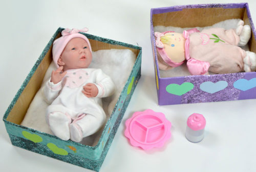 How to make a homemade baby doll bed - Mommy Scene