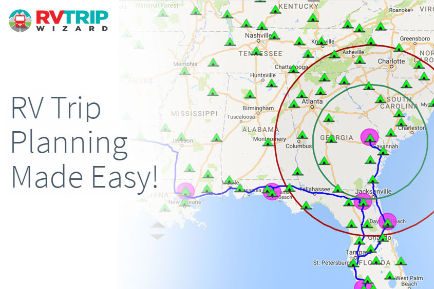 Best RV Trip Planning Resources