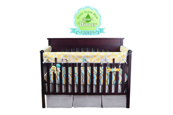 BabeeTalk Eco-Teether Crib Rail Cover