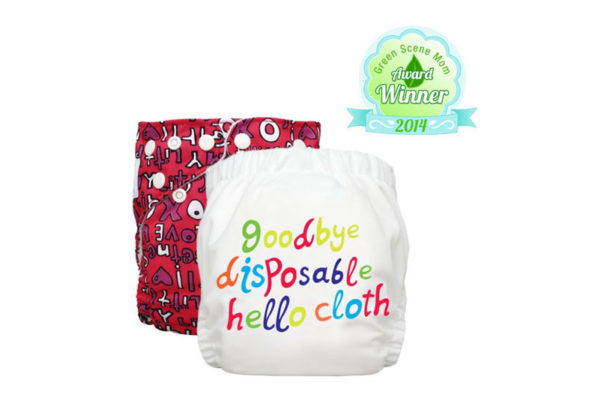 Charlie Banana 2-in-1 Diapers