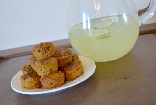 Pumpkin Coconut Muffin recipe - Mommy Scene