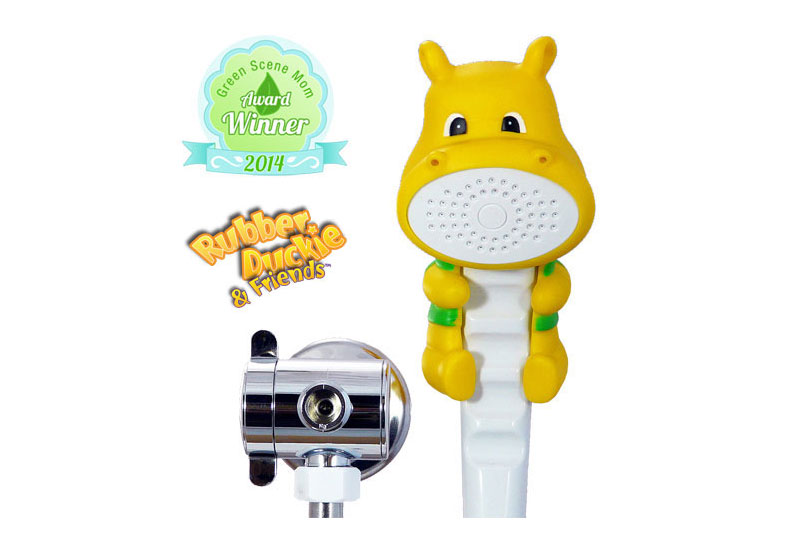 Rubber Ducky & Friends Showerhead