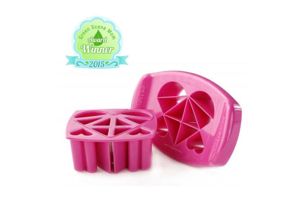 FunBites Heart Food Cutter