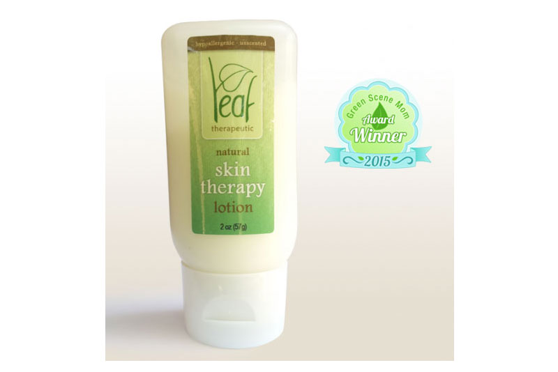 Leaf Skin Therapy Lotion