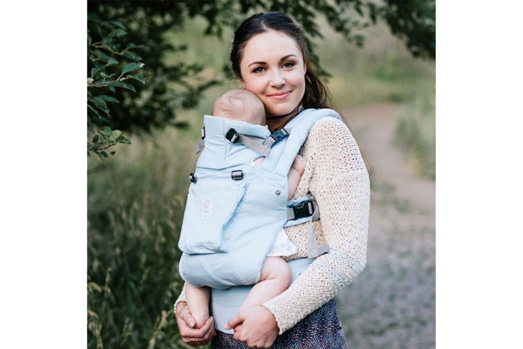 LILLEbaby Complete Organic Baby Carrier
