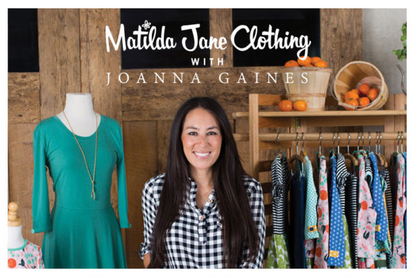 Lookbook! Joanna Gaines' Sweet Collab with Matilda Jane Clothing