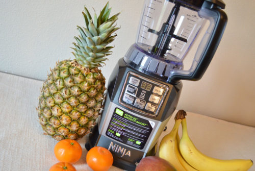 Nutri Ninja Auto-iQ Compact System for making homemade juices and smoothies - Mommy Scene