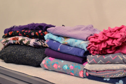 How to organize kids' clothes - Mommy Scene