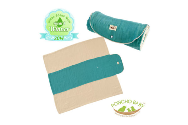 Poncho Baby Roly Blankets