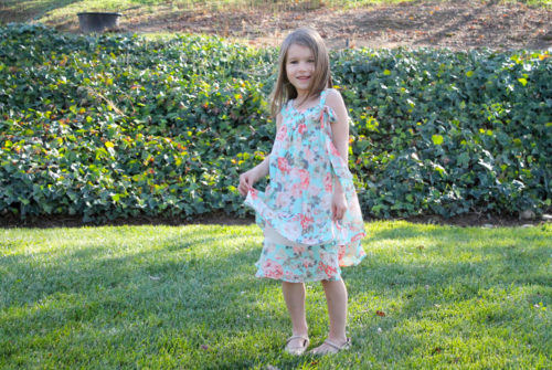 Little Girl Easter Dresses for Spring - Mommy Scene