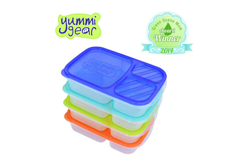 Yummi Gear Lunchboxes