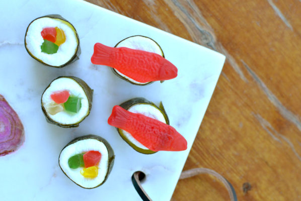 DIY Candy Sushi & Brilliant Summer Treats
