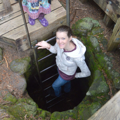 Mount St. Helens Ape Cave & Lava Tubes Family Visit