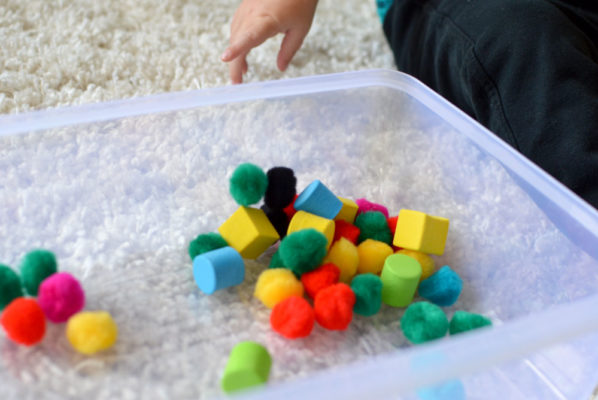 Teach Toddlers New Skills Through Play