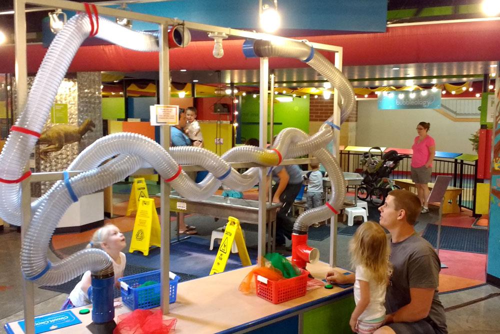 Spokane Children's Museum Interactive Activities for Kids