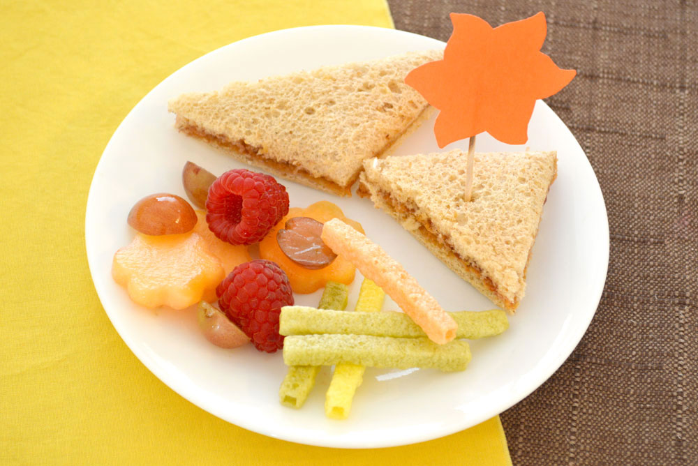 Easy Preschool Sunshine Party Snack Ideas