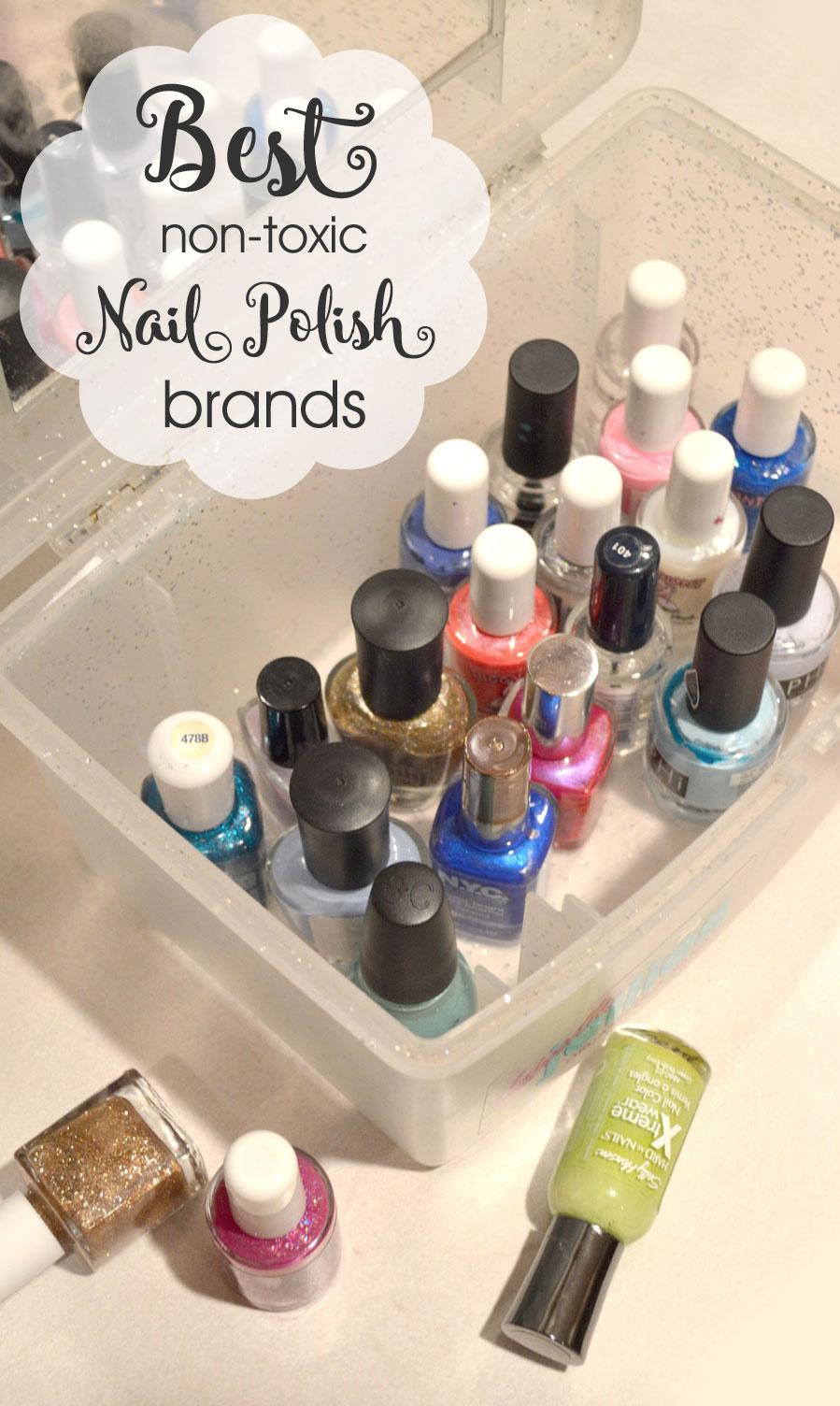 Luxurious Spa Day Amp 3 Free Nail Polish Brands Create Play Travel