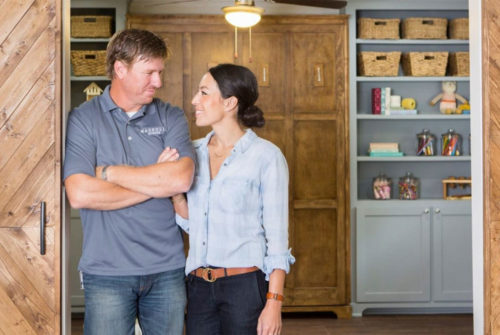 Fixer Upper Final Season Announcement - Joanna & Chip Gaines - Mommy Scene