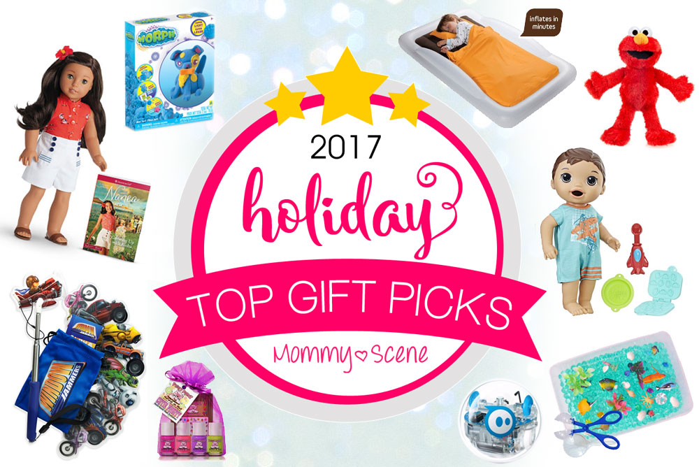 Gifts For Kids – 2017 Holiday Gift Guide