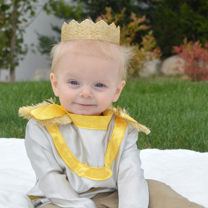 Prince Charming Infant or Toddler Halloween Costume