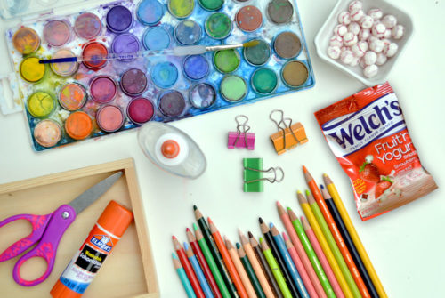 Back To School Supplies & Go-To Snacks - Mommy Scene