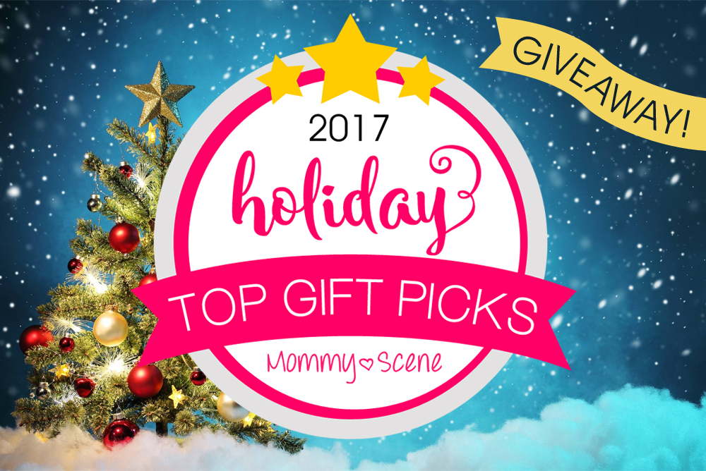 2017 Holiday Gift Guide Giveaway
