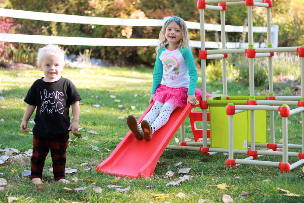 Indoor & Outdoor Play for Little Monkeys
