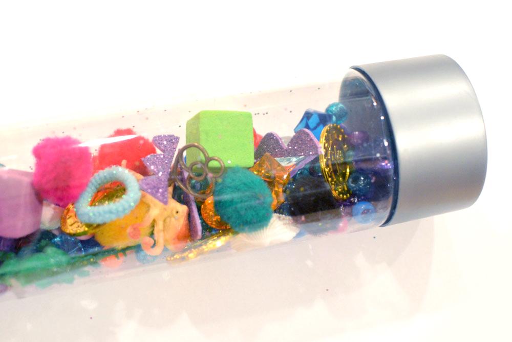 DIY I-Spy Shaker Sensory Kids Activity