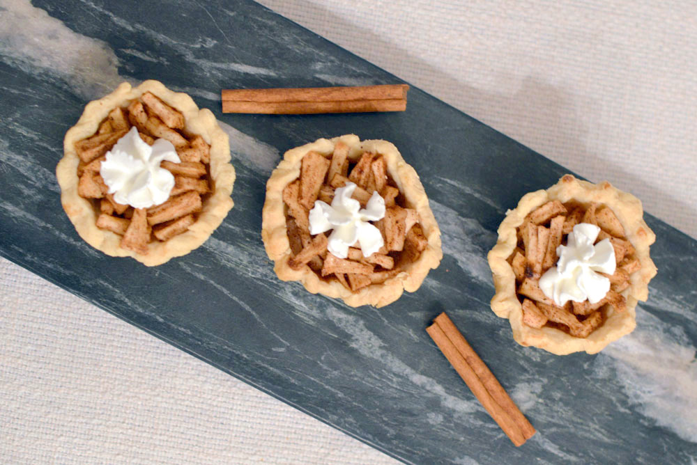 Make Bite-Sized Mini Apple Pies in a Muffin Tin