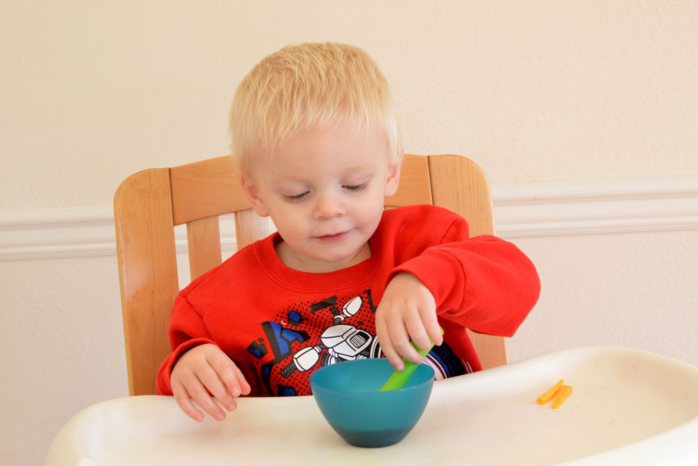 Olababy OlaSprout Silicone Baby Training Spoon
