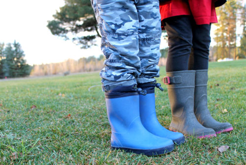 Great Gear for Chilly or Rainy Days - Mommy Scene