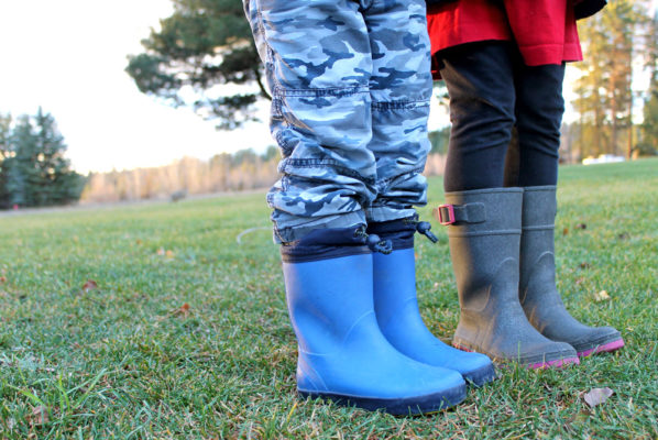Great Gear for Chilly or Rainy Days