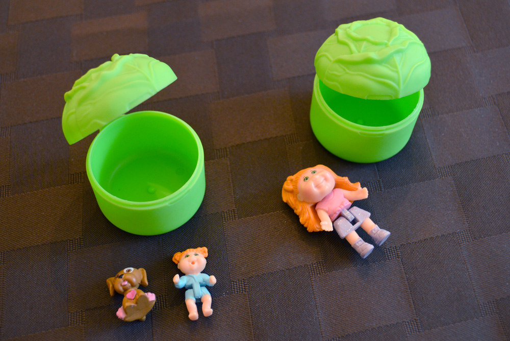 Wicked Toys Little Sprouts surprise cabbages for kids