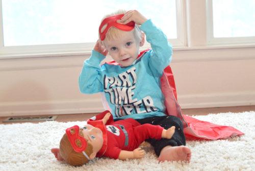 Wonder Crew dolls designed for boys - Mommy Scene