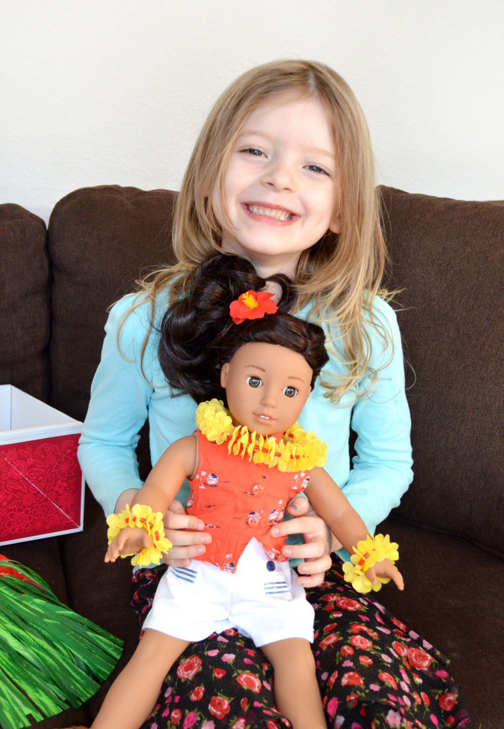 American Girl Nanea Mitchell historical 1940s doll review