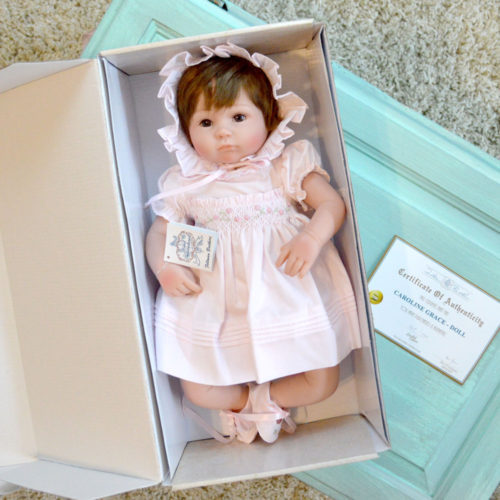 Collectible & Cuddly Feltman Brothers Baby Doll