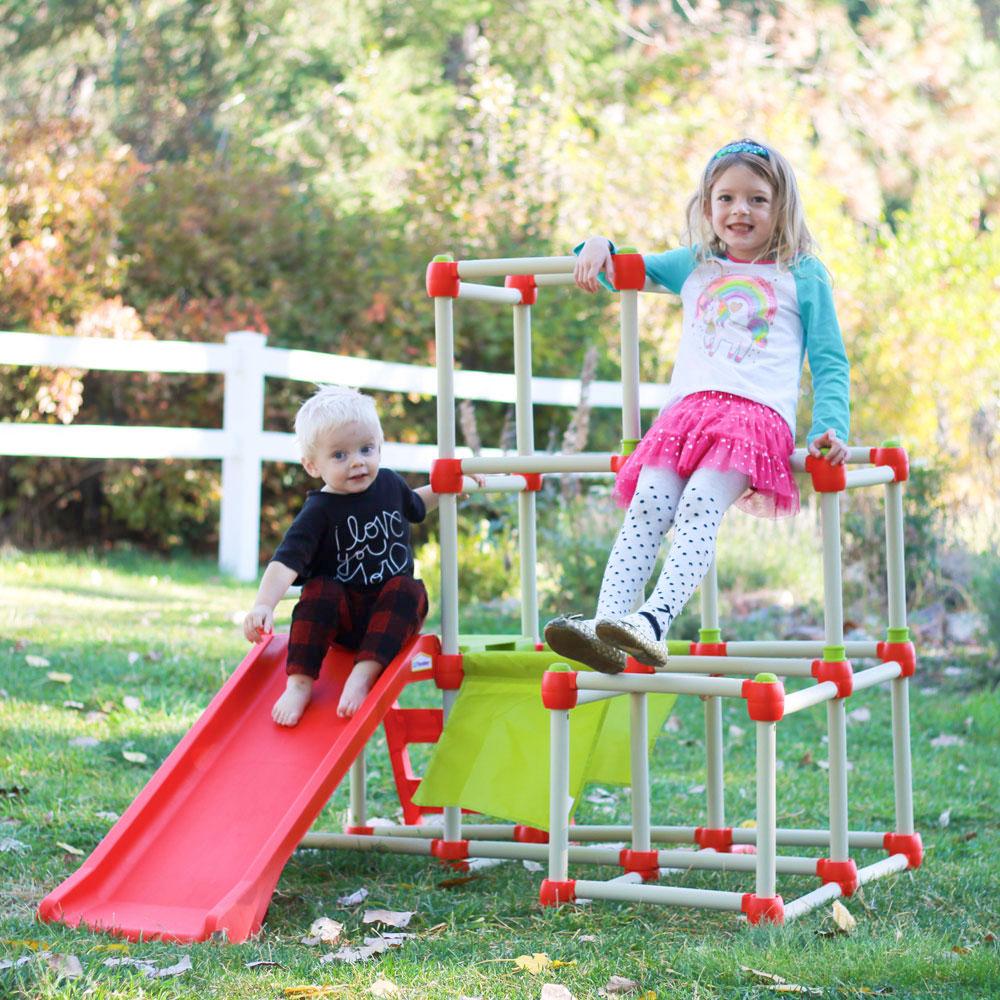 Indoor & Outdoor Play for Little Monkeys