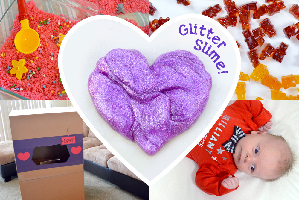 Valentine's Day Inspired Activities, Crafts & Snacks