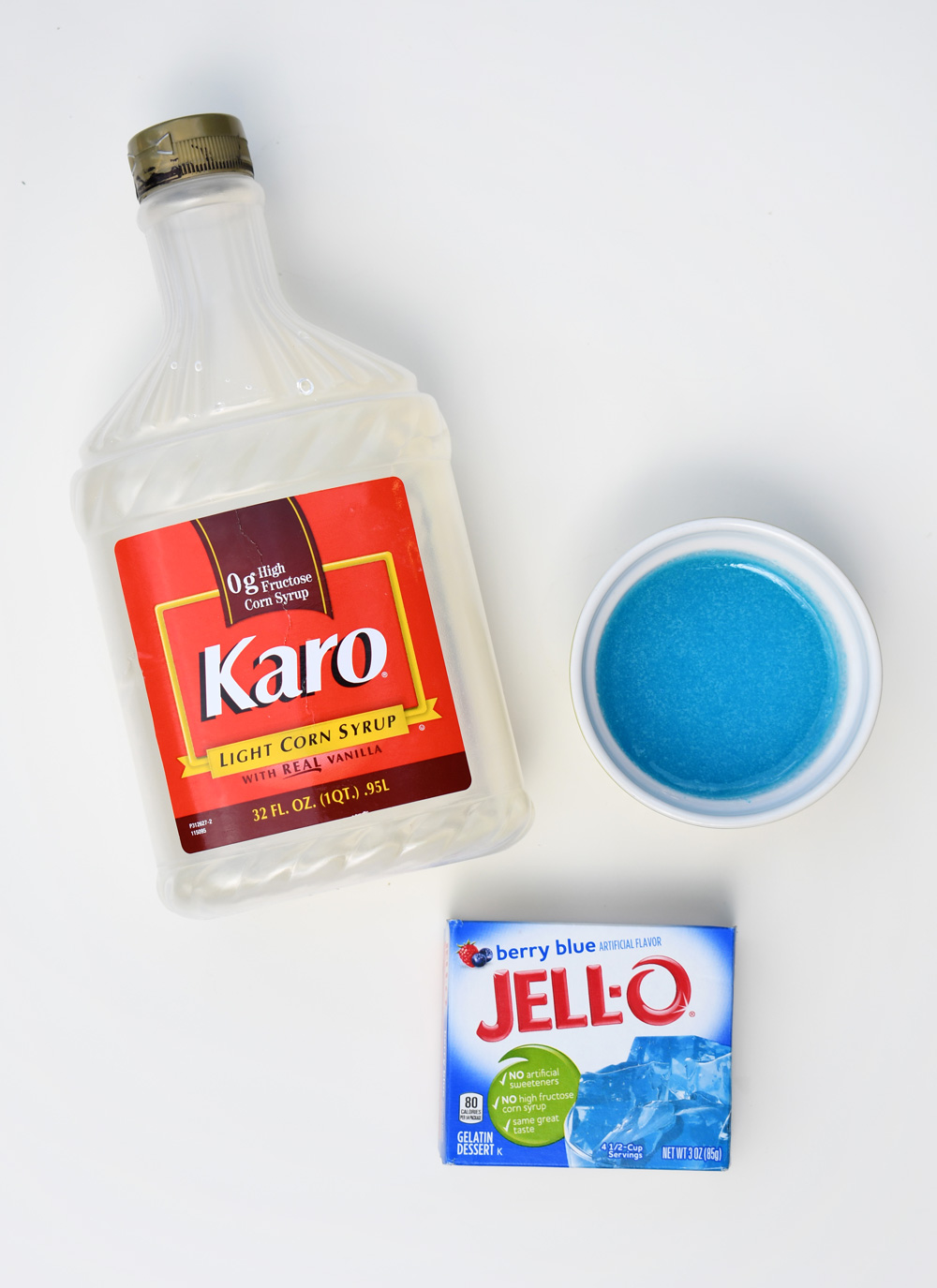 How to make Homemade Edible Blue Slime