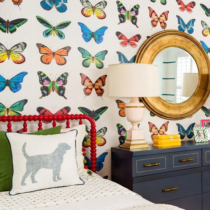 Refresh Kids Bedrooms with Color