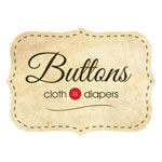 Buttons Cloth Diapers logo
