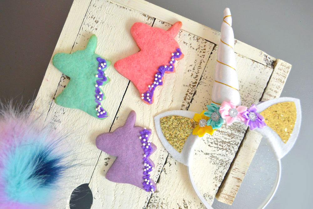 Colorful Homemade Jello Cookies
